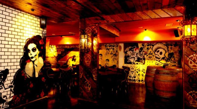 West Hollywood Pub Crawl mexican restaurant