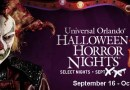 Universal Orlando announces dates for HHN 2016