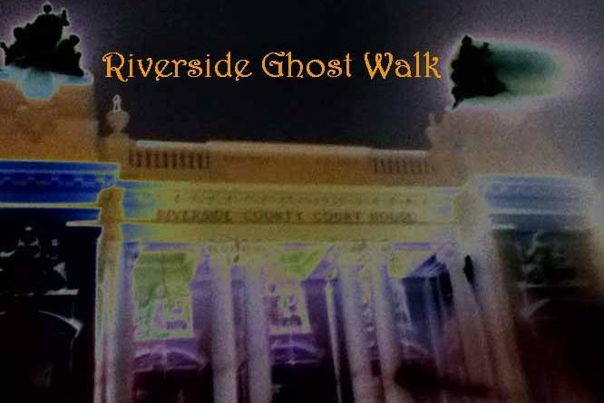 Riverside Ghost Walk title