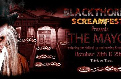 Blackthorne haunt goes pro for Halloween 2016