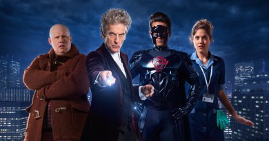 Doctor Who Christmas Special 'Return of Doctor Mysterio' will screen theatrically in December