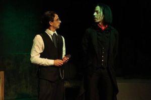 Dr. Seward and Dracula