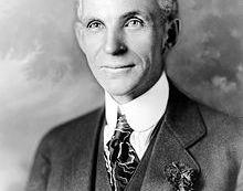 Henry Ford On Battling Headwinds