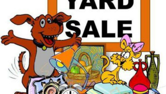 FOCAS Yard Sale To Benefit County Shelter Animals
