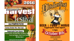 'Oktoberfest' And 'Old Fashioned Harvest Festival' To Feature Contests, Food And Craft Vendors, Live Music And More