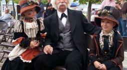 Mark Twain Wild West Festival 2016!  Music, Food, Fun, History & More!
