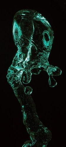 Vertical Water 6 ca.100X45cm