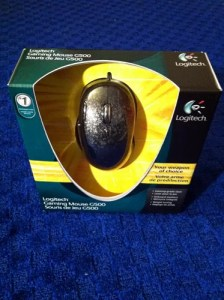 Logitech G500 In Box