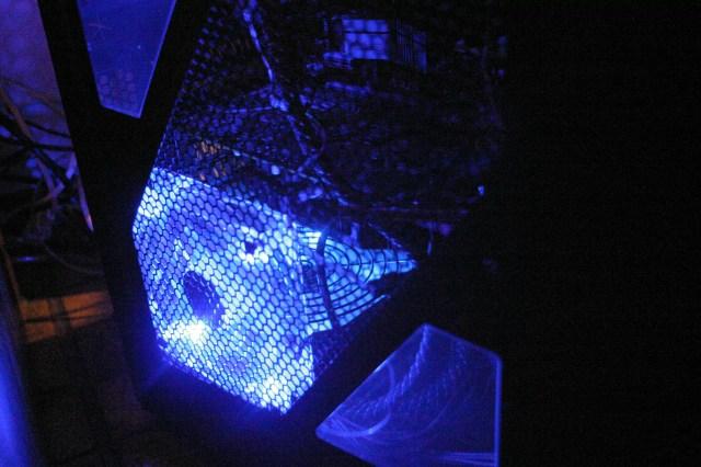 Zalman Z9 Plus PSU View