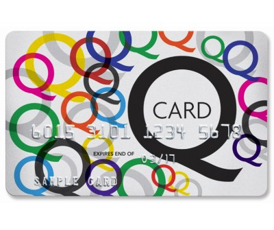 Q Card Comes to GrabOne