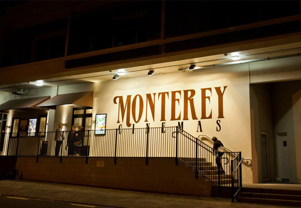 GrabOne Goes to the Movies with Monterey Cinemas