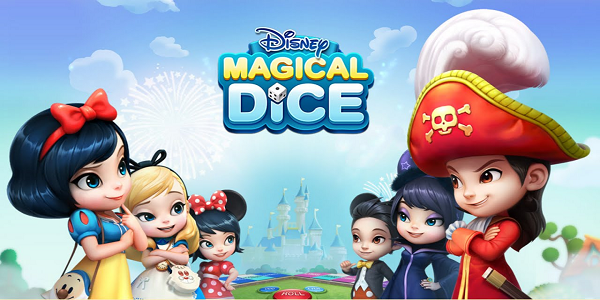 Disney Magical Dice Cheat Hack Online Diamonds,Gold