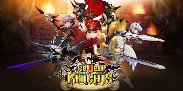 Seven Knights Cheat Hack Online Generator Gold and Rubies