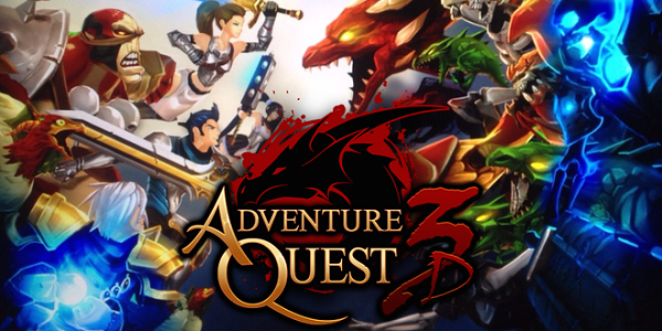 AdventureQuest 3D Hack Cheat Dragon Crystals and Gold