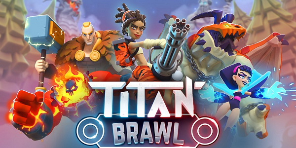 Titan Brawl Hack Cheat Gems Unlimited Android iOS