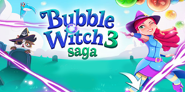 Bubble Witch 3 Saga Hack Cheat Online Unlimited Gold Bars