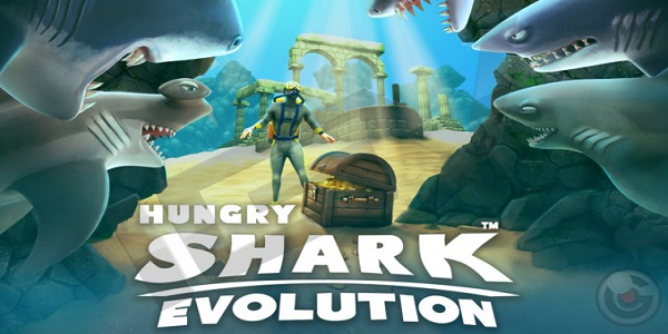 Hungry Shark Evolution Hack Cheat Online Gems and Coins
