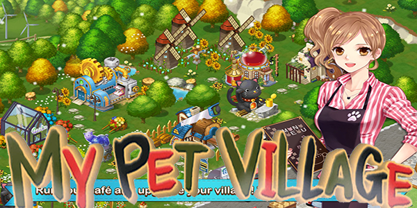 My Pet Village Hack Cheat Online Unlimited Diamonds, Gold