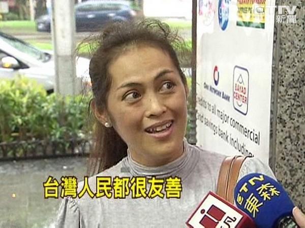 台灣人都很友善