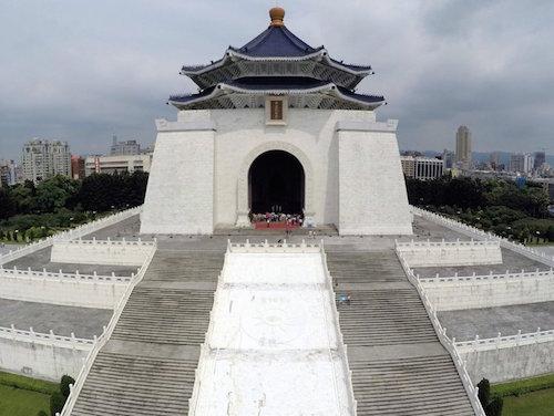 中正紀念堂。 圖片來源:聯合新聞網