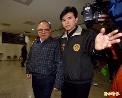 立法院秘書長林錫山遭搜索,意在王金平? 圖片來源:自由時報