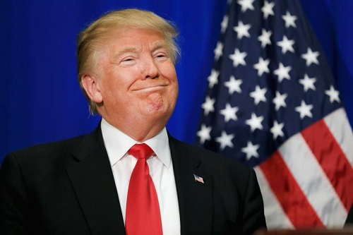 川普當選美國總統,全球譁然。 圖片來源:International Business Times