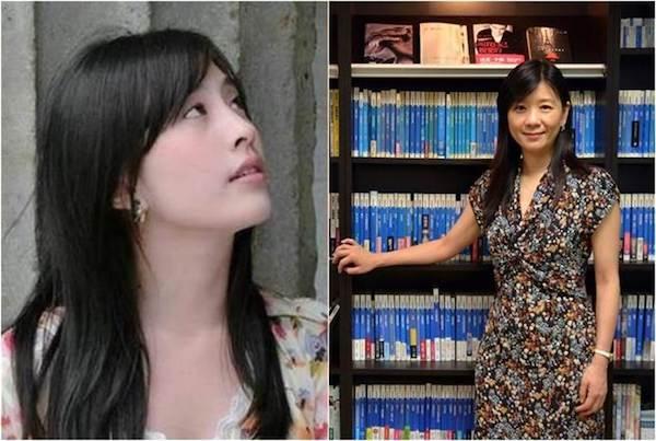 寶瓶文化朱亞君拒絕出版林奕含的書。 圖片來源:中時電子報
