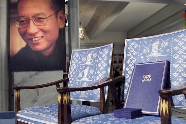 中國的諾貝爾和平獎得主劉曉波過世。 圖片來源:香港01