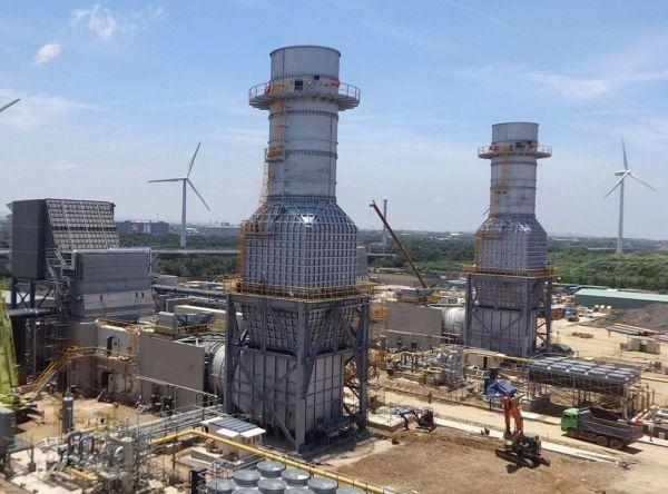 大潭電廠導致全台大停電。 圖片來源:聯合新聞網