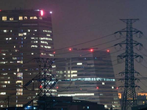 台灣的電力政策有待加強。 圖片來源:聯合報