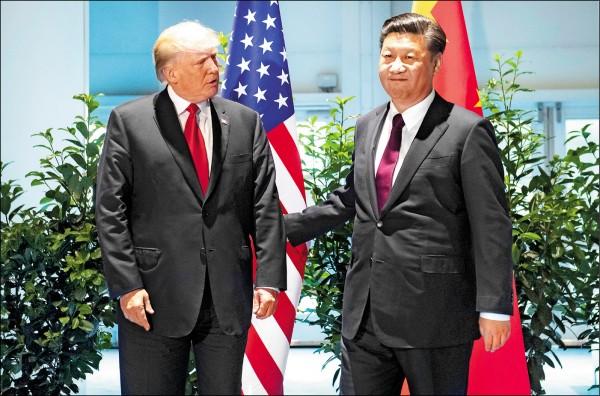 川普十一月將再訪中日韓。 圖片來源:自由時報