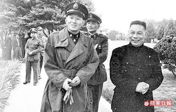 當年孫立人欲叛變遭檢舉。 圖片來源:蘋果日報