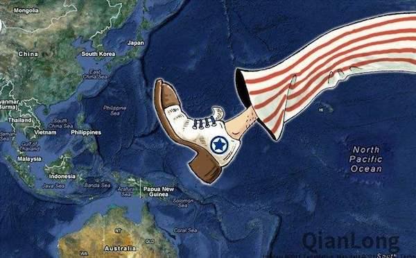 美國的亞太政策能否奏效? 圖片來源:胞波網