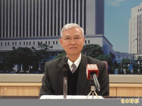 央行總裁將由楊金龍接任。 圖片來源:自由時報