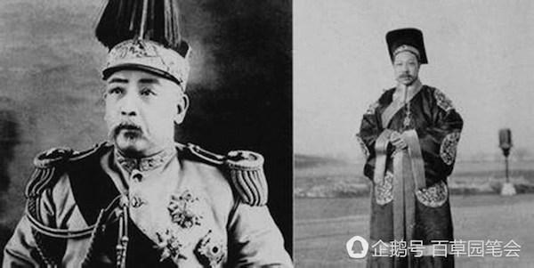 民國初年稱帝的袁世凱。 圖片來源:iFuun