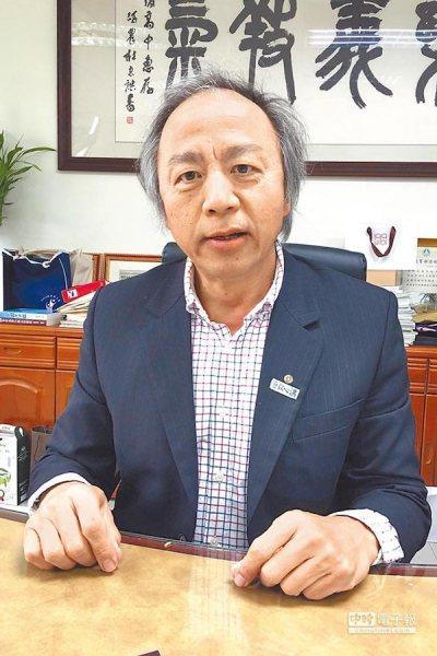 武陵高中校長林清波。 圖片來源:中時電子報