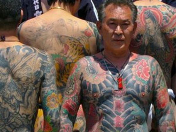 日本黑幫也遭遇高齡化危機。 圖片來源:多維新聞