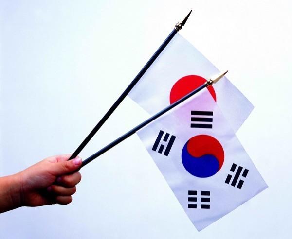 日韓之間仍有情結? 圖片來源:自由時報
