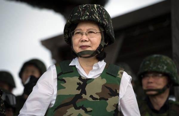 蔡英文被北京學者評為最厲害的敵人。 圖片來源:中國台灣網