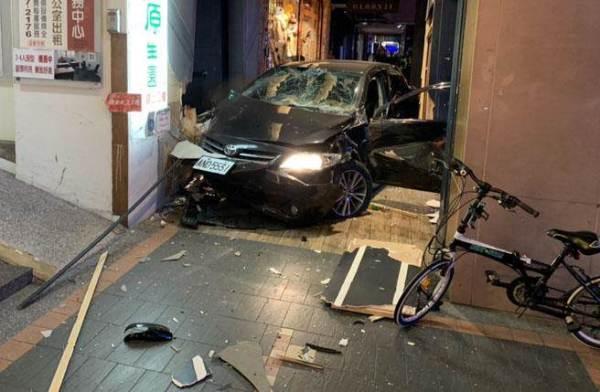 街頭飆車殃及無辜,罪該如何? 圖片來源:中時電子報