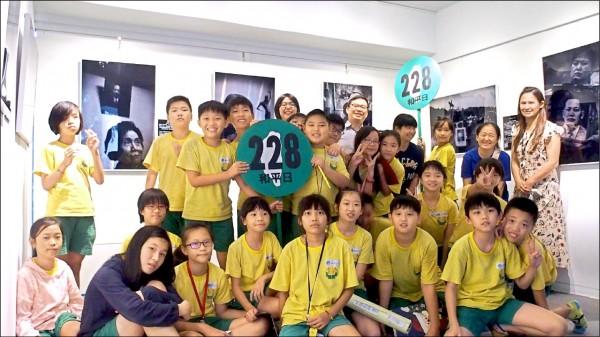 劉芳君老師帶學生參訪二二八紀念館卻遭打考績乙等。 圖片來源:自由時報