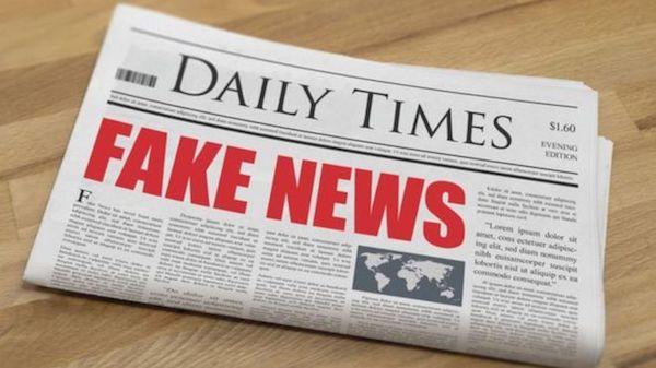假新聞橫行,民眾要建立媒體識讀能力。 圖片來源:BBC