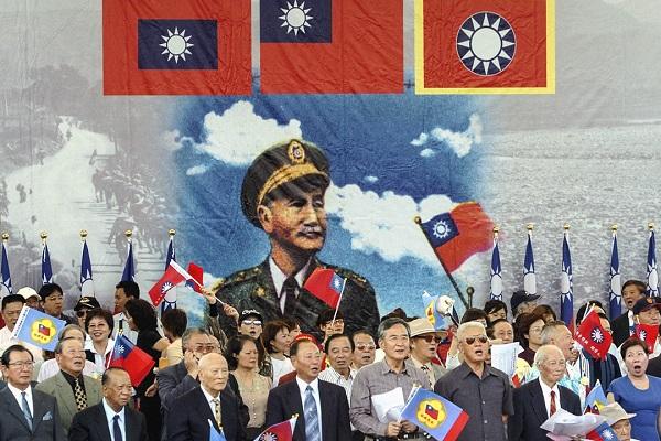 台灣的轉型正義仍在緩慢踏步中。 圖片來源:端傳媒