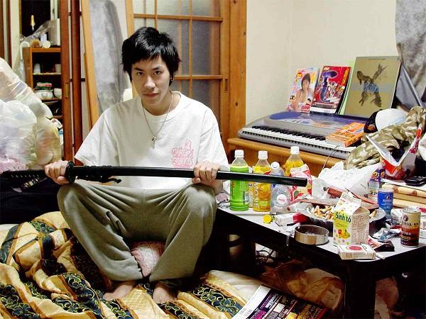 日本繭居族問題嚴重。 圖片來源:維基百科
