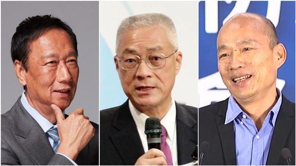 換韓對國民黨的影響是弊大於利。圖片來源:三立新聞