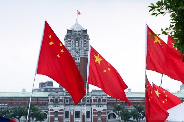 中華民國派的法西斯在台灣。 圖片來源:民報