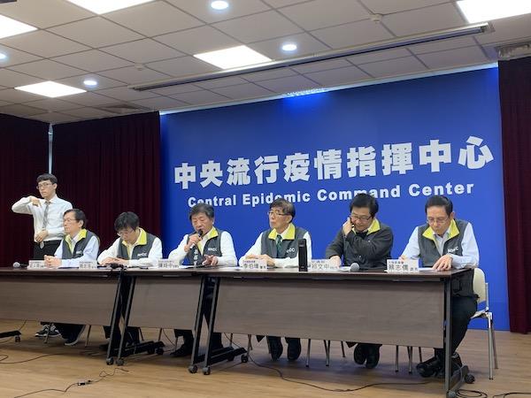 中央流行疫情指揮中心為武漢肺炎疫情主控。 圖片來源:自由時報