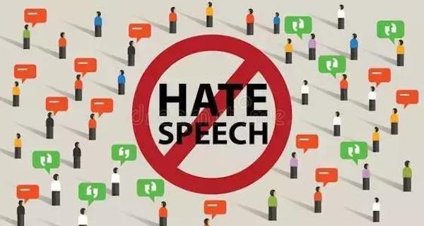 仇恨言論充斥網路。 圖片來源:36Kr