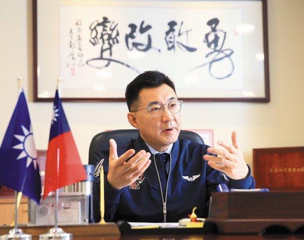 中國國民黨未來一片黯淡。 圖片來源:聯合新聞網