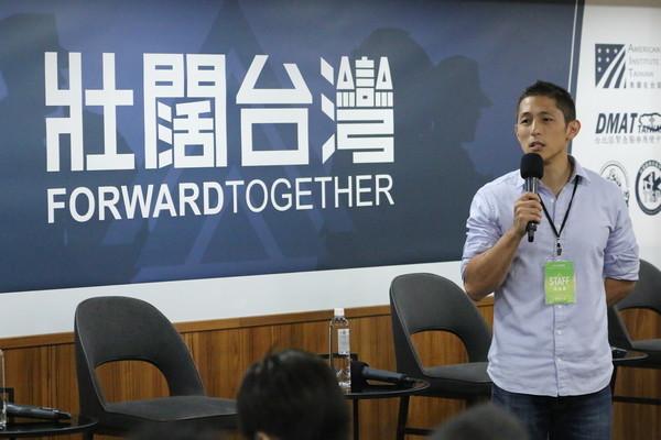 吳怡農提出「國土防衛部隊」的構想。 圖片來源:ETToday